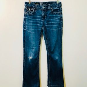 Distressed Kut from the Kloth So Low Jeans
